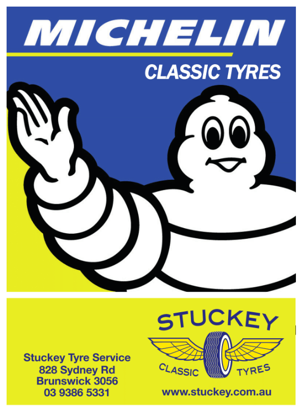 The experienced team at Stuckey Tyre Service Melbourne can find the right tyres for you, whether it's everyday car tyres, motor racing tyres, classic tyres or vintage tyres, we can supply and fit tyres from a wide range of manufacturers.